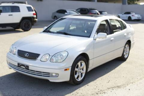 2003 Lexus GS 300 for sale at Sports Plus Motor Group LLC in Sunnyvale CA