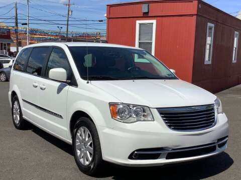 2016 Chrysler Town and Country for sale at Active Auto Sales in Hatboro PA