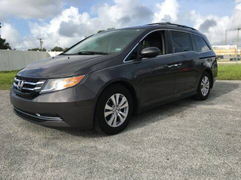 2016 Honda Odyssey for sale at First Coast Auto Connection in Orange Park FL