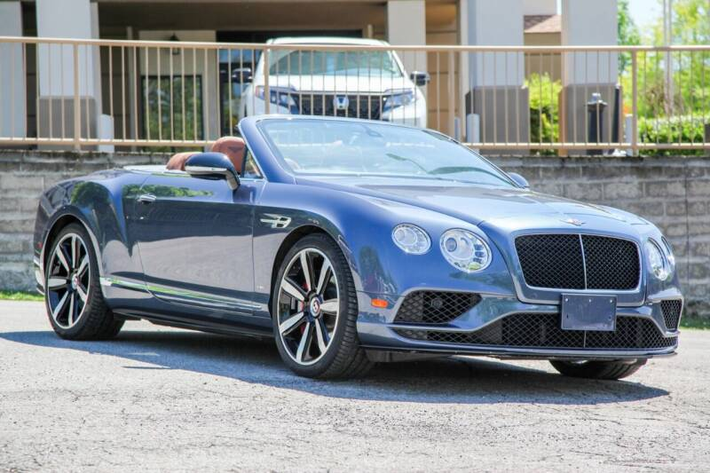 2016 Bentley Continental for sale in Brentwood, TN