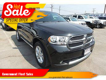 2013 Dodge Durango for sale at Government Fleet Sales in Kansas City MO