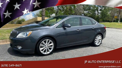 2013 Buick Verano for sale at JP Auto Enterprise LLC in Duluth GA