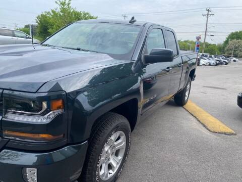 2018 Chevrolet Silverado 1500 for sale at Z Motors in Chattanooga TN