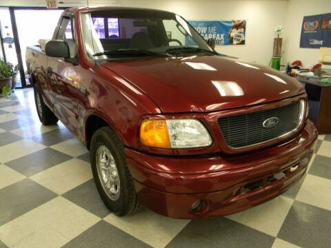 2004 Ford F-150 Heritage for sale at Lindenwood Auto Center in St.Louis MO