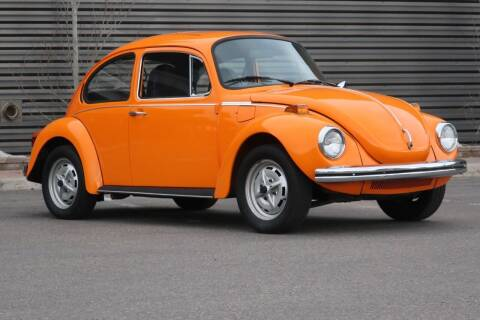 1973 Volkswagen Super Beetle for sale at Sun Valley Auto Sales in Hailey ID