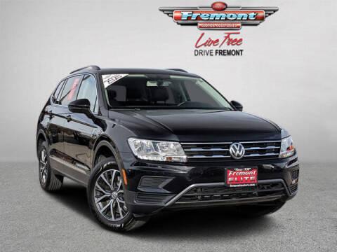 2020 Volkswagen Tiguan for sale at Rocky Mountain Commercial Trucks in Casper WY