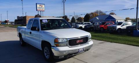 2007 GMC Sierra 1500 Classic for sale at America Auto Inc in South Sioux City NE