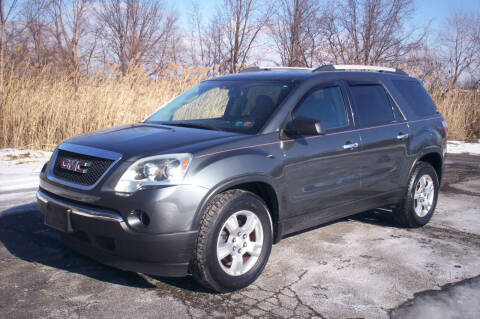 2011 GMC Acadia for sale at Action Auto Wholesale - 30521 Euclid Ave. in Willowick OH