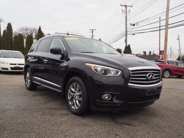 2014 Infiniti QX60 Hybrid for sale at East Providence Auto Sales in East Providence RI