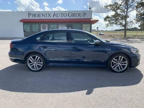 2018 Volkswagen Passat for sale at PHOENIX AUTO GROUP in Belton TX