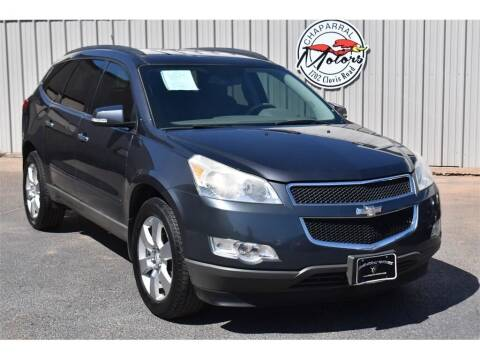 2012 Chevrolet Traverse for sale at Chaparral Motors in Lubbock TX