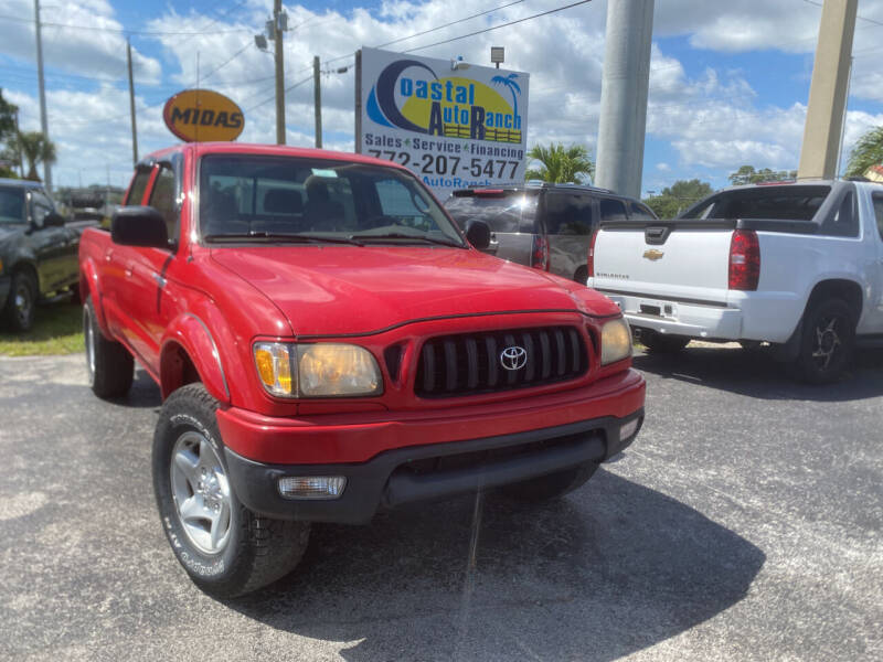 2003 Toyota Tacoma for sale at Coastal Auto Ranch, Inc. in Port Saint Lucie FL