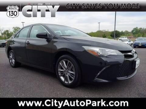 2015 Toyota Camry for sale at City Auto Park in Burlington NJ