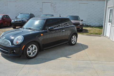 2012 MINI Cooper Hardtop for sale at Mladens Imports in Perry KS