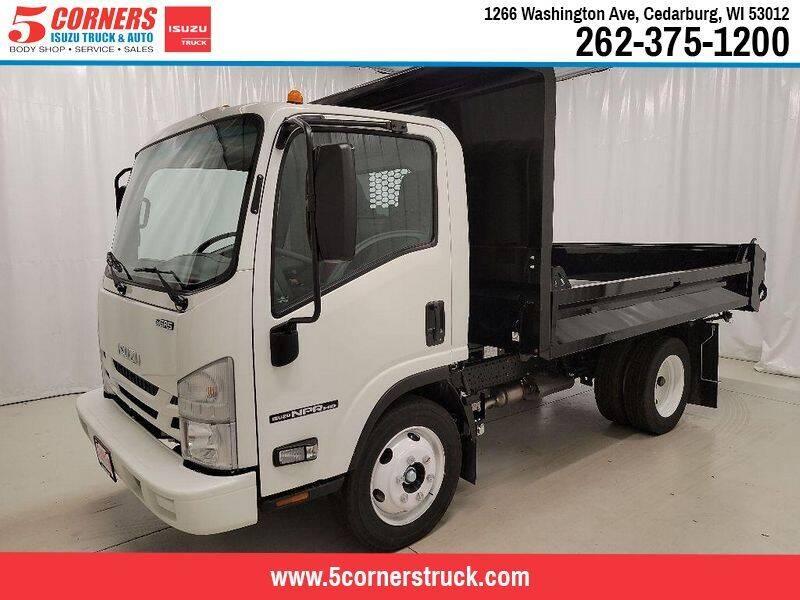 2021 Isuzu NPR-HD for sale at 5 Corners Isuzu Truck & Auto in Cedarburg WI