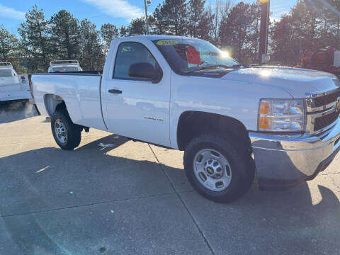 2013 Chevrolet Silverado 2500HD for sale at Foust Fleet Leasing in Topeka KS