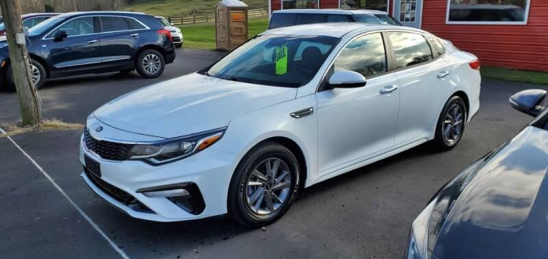 2020 Kia Optima for sale at Gallia Auto Sales in Bidwell OH