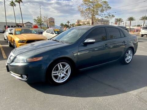 2007 Acura TL for sale at Charlie Cheap Car in Las Vegas NV