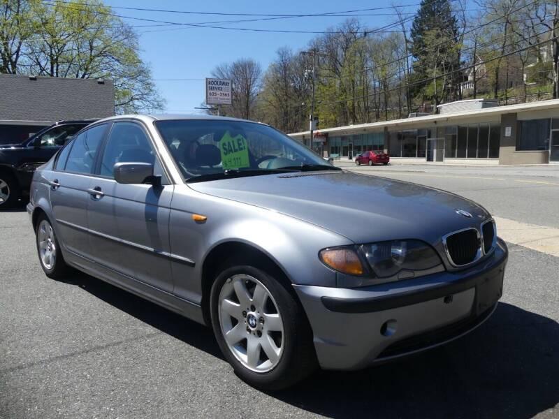 2005 BMW 3 Series for sale at P&D Sales in Rockaway NJ