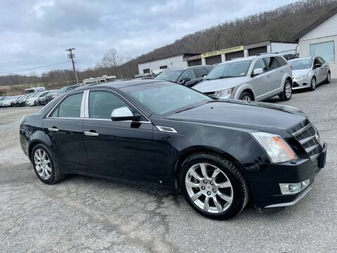 2009 Cadillac CTS for sale at Ron Motor Inc. in Wantage NJ