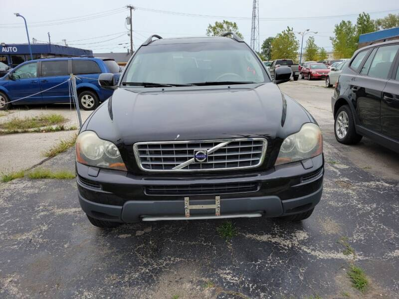 2008 Volvo XC90 for sale at Royal Motors - 33 S. Byrne Rd Lot in Toledo OH
