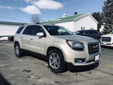 2014 GMC Acadia for sale at Tip Top Auto North in Tipp City OH