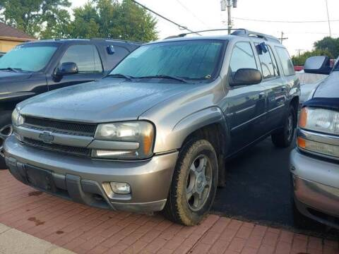 2005 Chevrolet TrailBlazer EXT for sale at Geareys Auto Sales of Sioux Falls, LLC in Sioux Falls SD