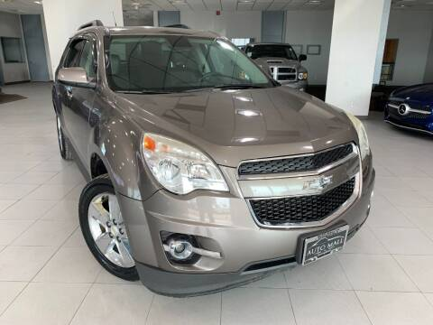 2012 Chevrolet Equinox for sale at Auto Mall of Springfield in Springfield IL