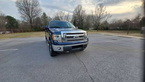 2014 Ford F-150 for sale at York Motor Company in York SC