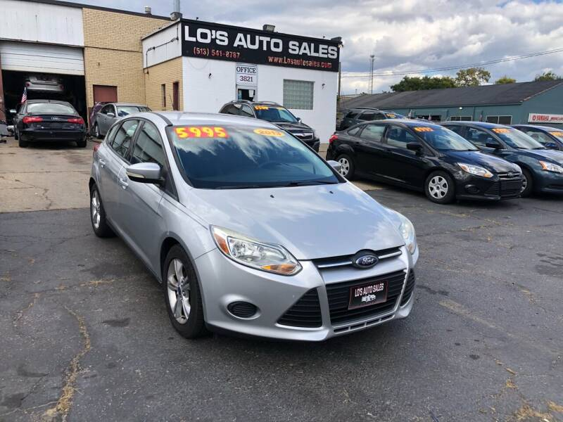 2013 Ford Focus for sale at Lo's Auto Sales in Cincinnati OH