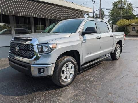 2021 Toyota Tundra for sale at GAHANNA AUTO SALES in Gahanna OH
