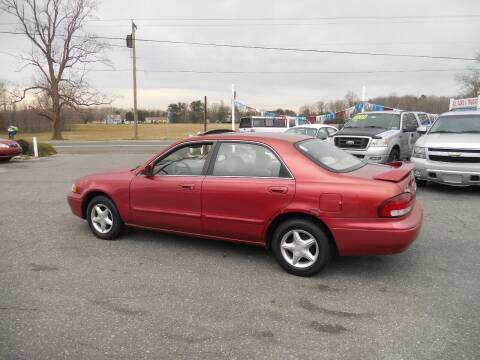 1998 Mazda 626 for sale at All Cars and Trucks in Buena NJ
