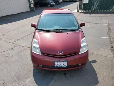 2005 Toyota Prius for sale at Regal Autos Inc in West Sacramento CA