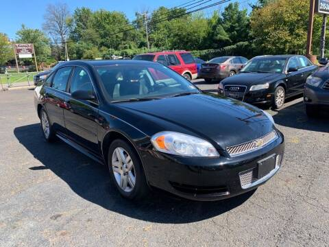 2013 Chevrolet Impala for sale at Image Auto Sales in Bensalem PA