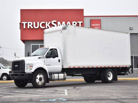 2016 Ford F-650 Super Duty for sale at Trucksmart Isuzu in Morrisville PA
