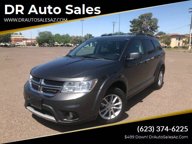 2015 Dodge Journey for sale at DR Auto Sales in Glendale AZ