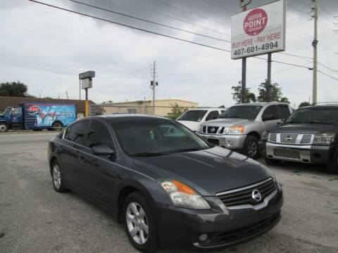 2009 Nissan Altima for sale at Motor Point Auto Sales in Orlando FL