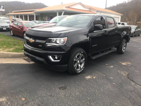 2015 Chevrolet Colorado for sale at PIONEER USED AUTOS & RV SALES in Lavalette WV