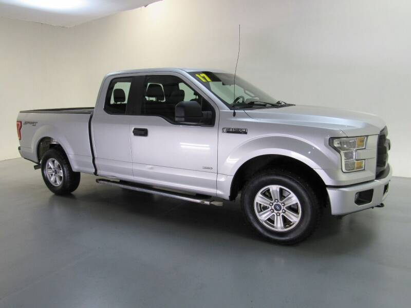 2017 Ford F-150 for sale at Salinausedcars.com in Salina KS