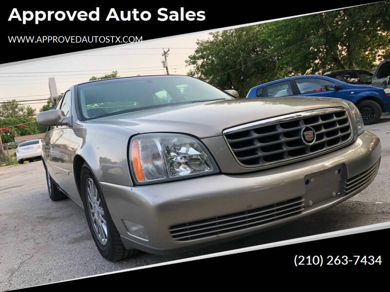 2004 Cadillac DeVille for sale in San Antonio, TX
