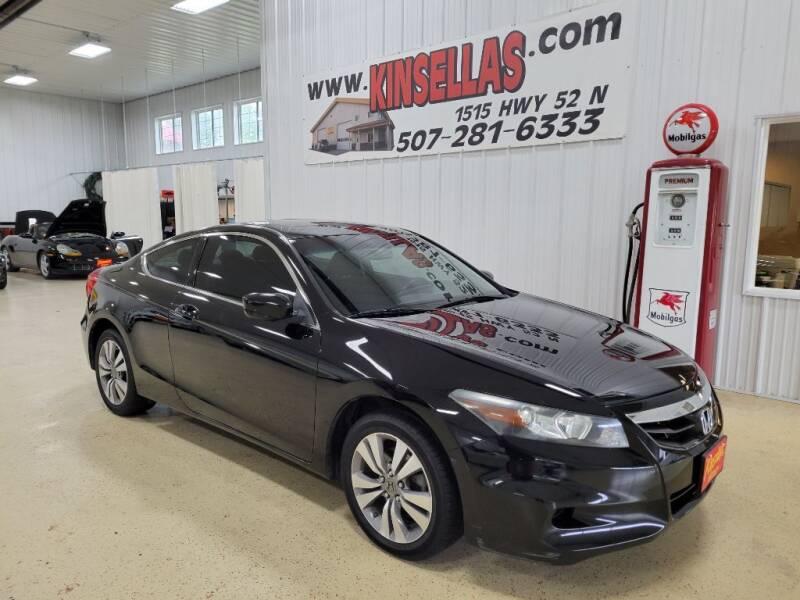 2012 Honda Accord for sale at Kinsellas Auto Sales in Rochester MN