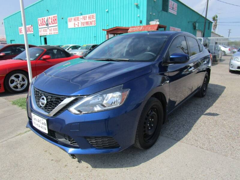 2019 Nissan Sentra for sale at Cars 4 Cash in Corpus Christi TX