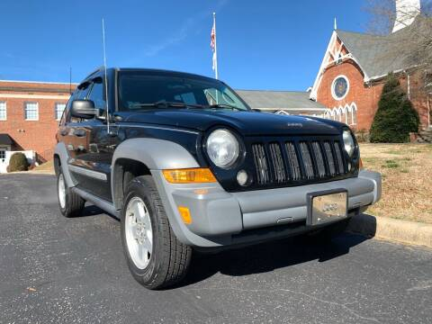 2005 Jeep Liberty for sale at Automax of Eden in Eden NC