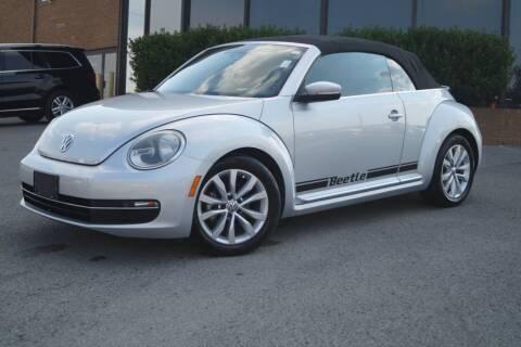2014 Volkswagen Beetle Convertible for sale at Next Ride Motors in Nashville TN