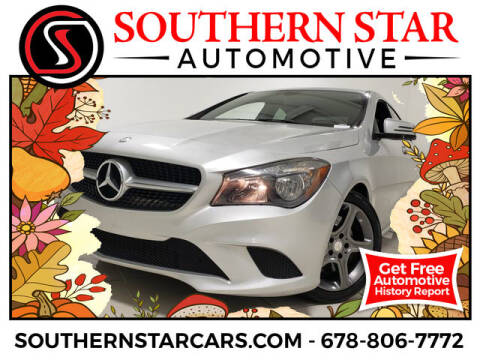 2014 Mercedes-Benz CLA for sale at Southern Star Automotive, Inc. in Duluth GA