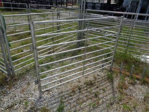 2020 Galv 6'x 4' Goat Panel for sale at Rod's Auto Sales in Houston MO