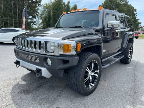 2009 HUMMER H3 for sale at Airbase Auto Sales in Cabot AR