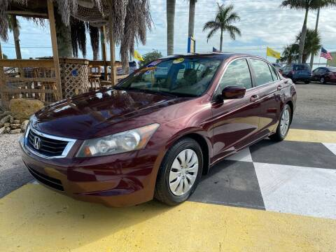 2008 Honda Accord for sale at D&S Auto Sales, Inc in Melbourne FL