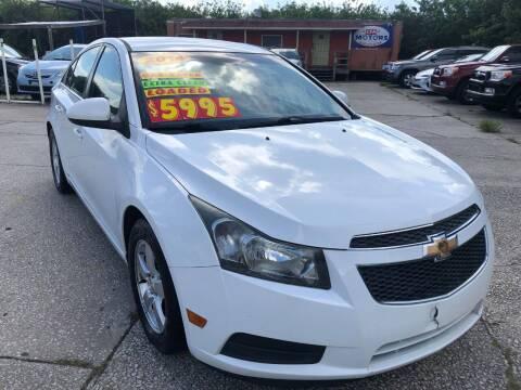 2014 Chevrolet Cruze for sale at Auto Export Pro Inc. in Orlando FL
