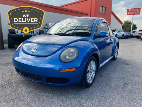 2008 Volkswagen New Beetle for sale at JC AUTO MARKET in Winter Park FL